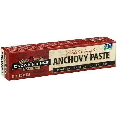 Crown Prince Natural Anchovy Paste 1.75 oz (50 g)