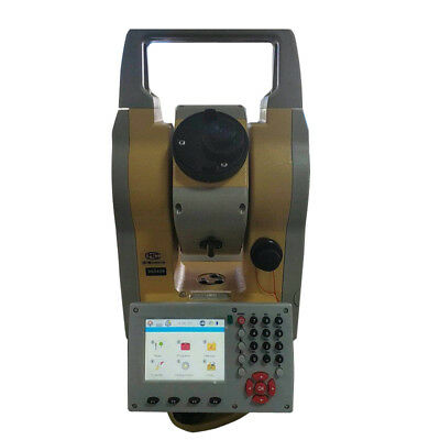 "NEW Windows CE 2""  500M Reflectorless Total Station  Single Prism 3000m DTM952R"
