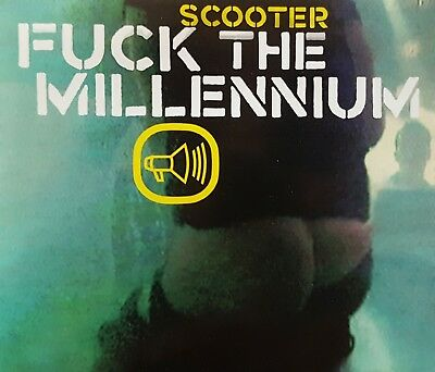 Scooter - Fuck The Millennium - 1999 - Hardcore/Rave [397]
