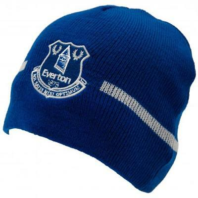 Everton FC Official Knitted Adult Hat