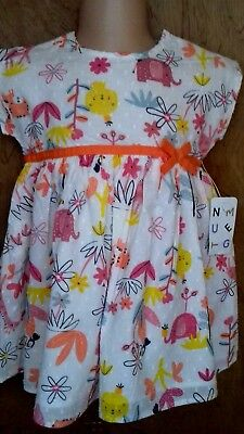d38dbccb6682 BABY GIRLS PRINTED Summer/Party Dress By
