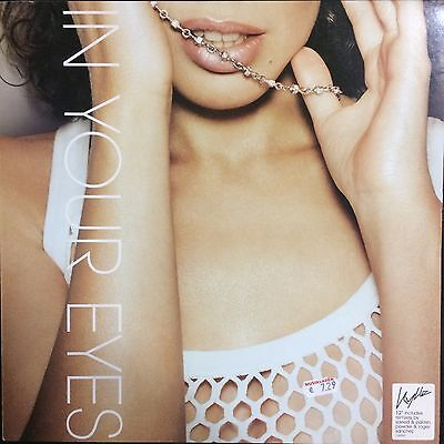 """Kylie Minogue - In Your Eyes (Parlophone 12r6569) 2002 House 12"""" Vinyl"""