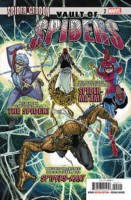 Vault Of Spiders #2 (Of 2) - Marvel Comics - Us-Comic - G419