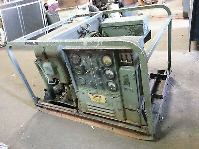 Generator, Military, 10Kw & 5Kw, 3 Phase & single phase, Heavy Duty