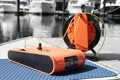 Underwater Drone With 1080HD Live Video Stream 120m Deep and  5 hours Run time