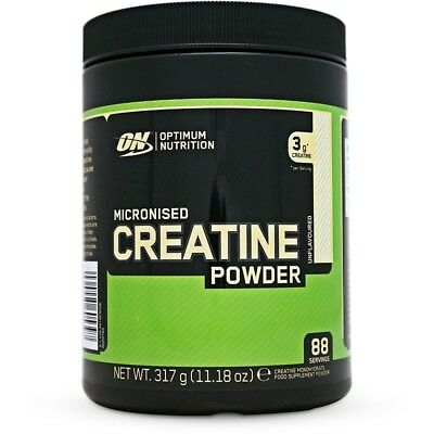 Optimum Nutrition Creatine Powder Monohydrate Muscle Growth & Recovery - 317g