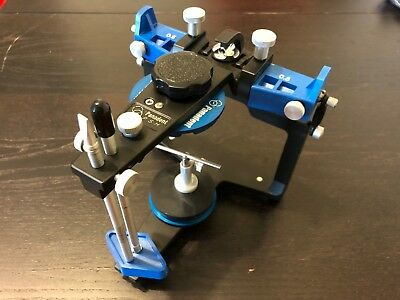 New Panadent Psh Magnetic Semi Adjustable Dental Articulator With Accessories