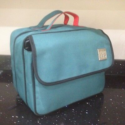 Genuine AUTOGLYM Green Valet Kit Branded Empty Case Bag