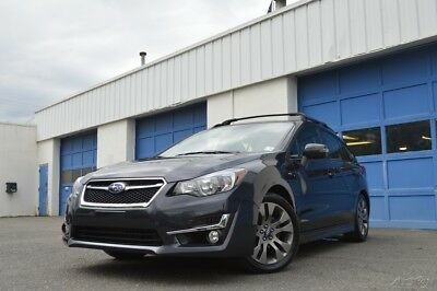 Subaru Impreza 2.0i Sport Premium Full Power Options Power Moonroof Rear View Camera Heated Seats Roof Rack & More