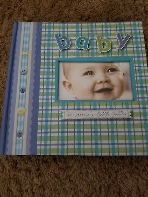 "Baby Album ""Our Precious Little Wonder"""