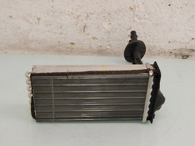 Peugeot 307 3H Heat Exchanger Heating Radiator 162093