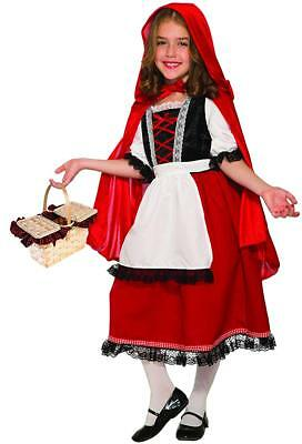 Little Red Riding Hood Deluxe Child Costume