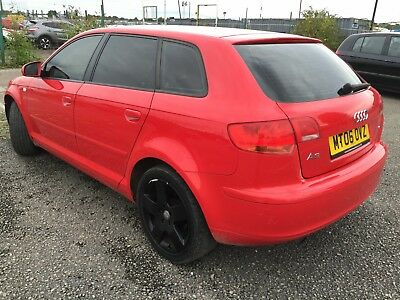 06 Audi A3 Sportback 1.6 Special Edition Tiptronic Auto, Nice Looking