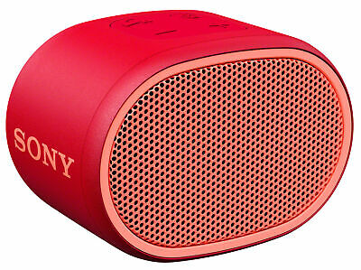 Sony XB01 Extra Bass™ Portable Bluetooth® Speaker (Red)