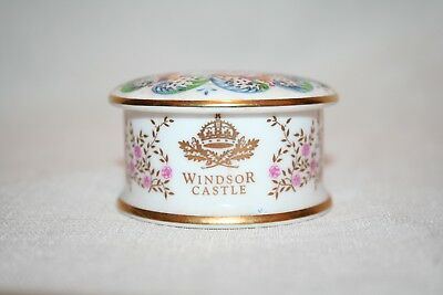"The Royal Collection ""Windsor Castle"" Trinket Box"