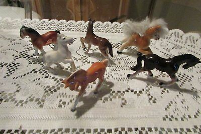 Vintage China Horses from the 1950's