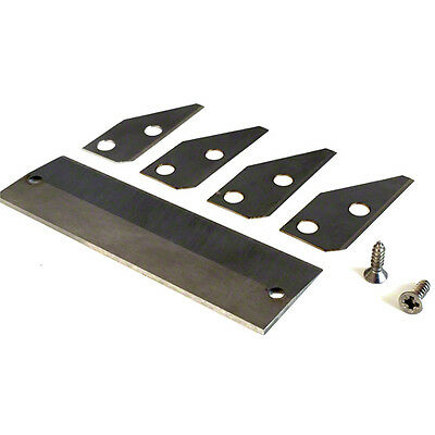 BOLD chipper R1 Potato Chipper Knife  ( 1 Top Blade and PACK of 4 small blades )