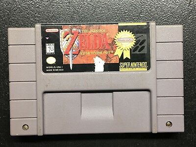 The Legend of Zelda: A Link to the Past Super Nintendo SNES Game Cartridge Only