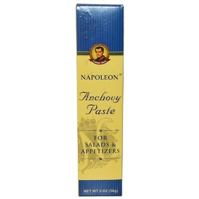 Napoleon Co. Anchovy Paste 2 oz (56 g)