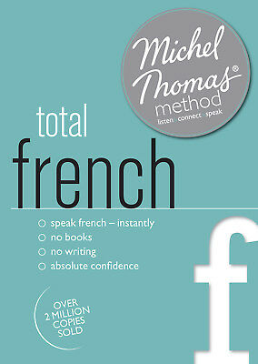 Total French with the Michel Thomas Method - Digital Version