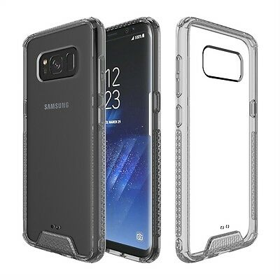 Wholesale (Lot Of 6 )Crystal Clear  case for samsung galaxy S8 cover