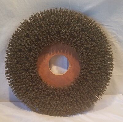 NOS FLO-PAC NYLO-GRIT BRUSH PATENT# 3605347 QTY 1  *No Plate*