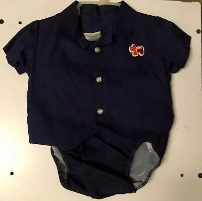 Vintage Two Piece Set Baby Outfit From JR Love Company