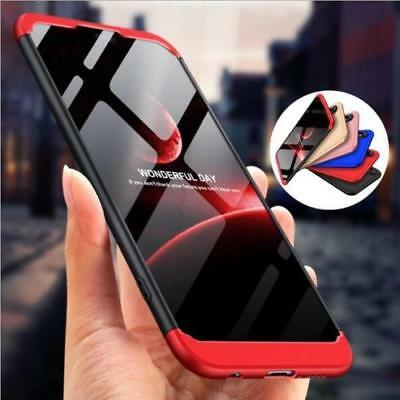 For Huawei P20 Pro / Lite  3 in 1 Full  Protective Hybrid Shockproof Case Cover