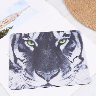 1PC tiger picture mouse pad mat soft rubber anti-slip mousepad for PC laptop   X