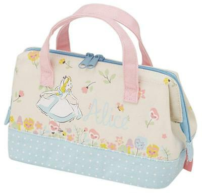 Disney Alice in Wonderland portable insulated thermal cooler lunch bento box bag