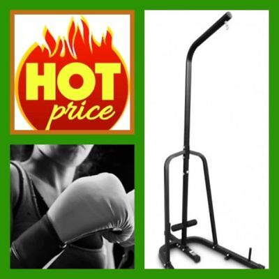 Free Standing BOXING & PUNCH BAG STAND - Martial Arts - Boxing - MMA Training