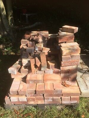 Approx 200 New London Bricks Some Dotted Finish Price Is For ALL