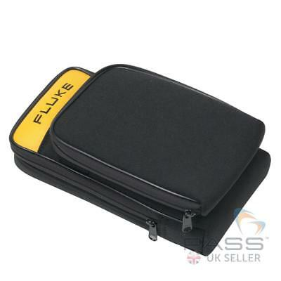 Genuine Fluke C125 Soft Meter Case for Fluke Multimeters + Other Testers / UK