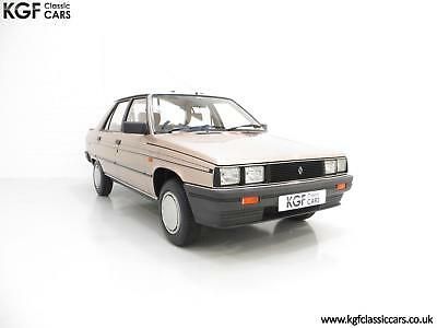 Quite Possibly the Best Renault 9 Broadway in the World with 8,992 Miles
