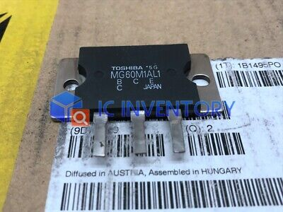 1Pcs Mg60M1Al1 Mg60M1Al1 Toshiba Power Module