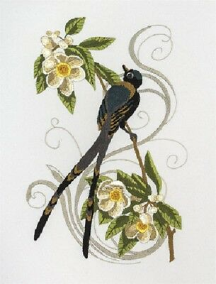 Embroidery Kit Living Picture Swallow PT-1016