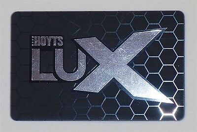 Hoyts Lux $30 Gift Card - can be used to redeem for movie tickets