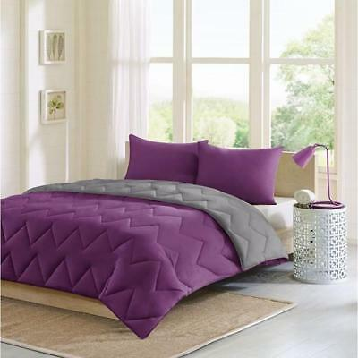 Intelligent Design Melissa Reversible Comforter Mini Set 4419