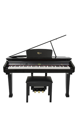 Robson Mini Grand II Digital Piano with Bluetooth / USB & Bench
