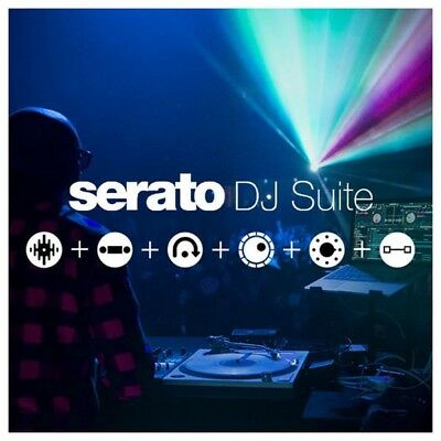 Serato DJ SuiteDownload only