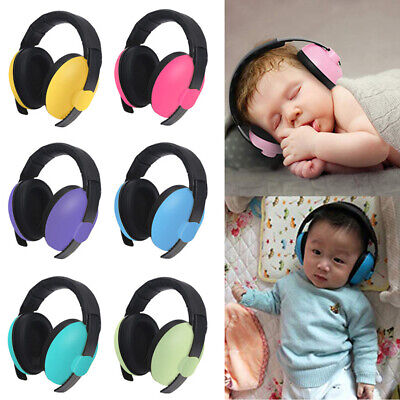 Prettyia Ear Muffs for Kids Baby Ear Defenders Newborn to 5 years