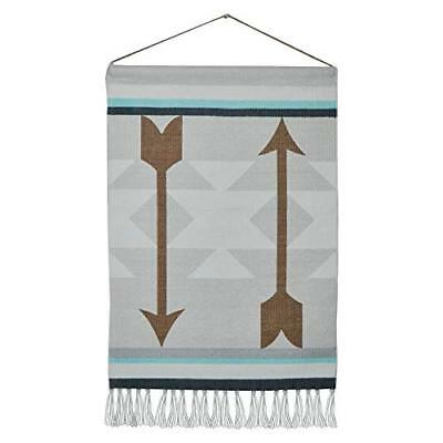 Pillowfort Arrows Woven Wall Decor Tapestry