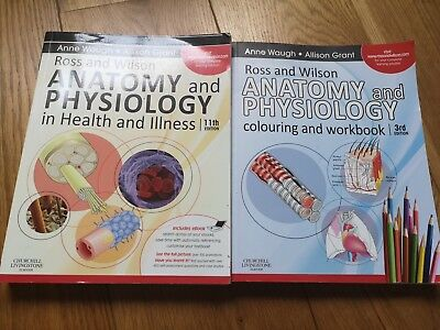 Anatomy And Physiology In Health And Illness Book