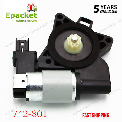 742-801 Front Driver Left Power Window Lift Motor for Mazda 3 5 6 CX-7 CX-9 RX-8