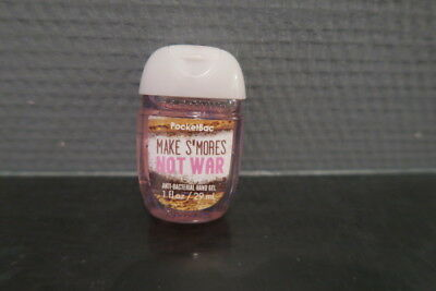 Gel Anti-Bactérien Mains Bath And Body Works S'mores Neuf
