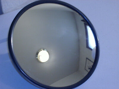 "Security Mirror 8"" Circular Convex Glass Heavy Duty Outdoor Indoor Delbar NEW"