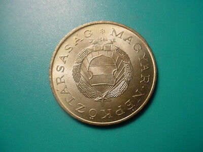 Hungary 1957 2-Forint In Very Nice Uncirculated Condition
