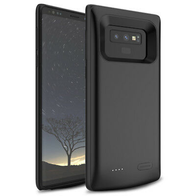For Samsung Galaxy Note 9, Note5 External Backup Charger Battery Pack Case Cover
