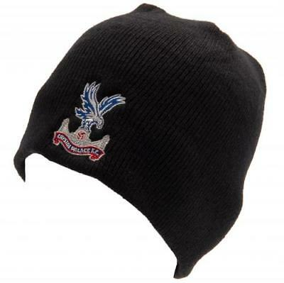 31589b38731 Crystal Palace FC Knitted Hat Beanie Cap Gift Official Licensed Football  Product