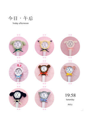 Novelty & Special Use Kpop Exo Cute Cartoon Lightstick Headband Beakhyun Chanyeol Plush Head Cover At Any Cost Costumes & Accessories
